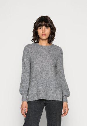 FEMME  - Svetr - mottled grey