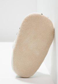Rose et Chocolat - POLKA DOT - First shoes - white - 5