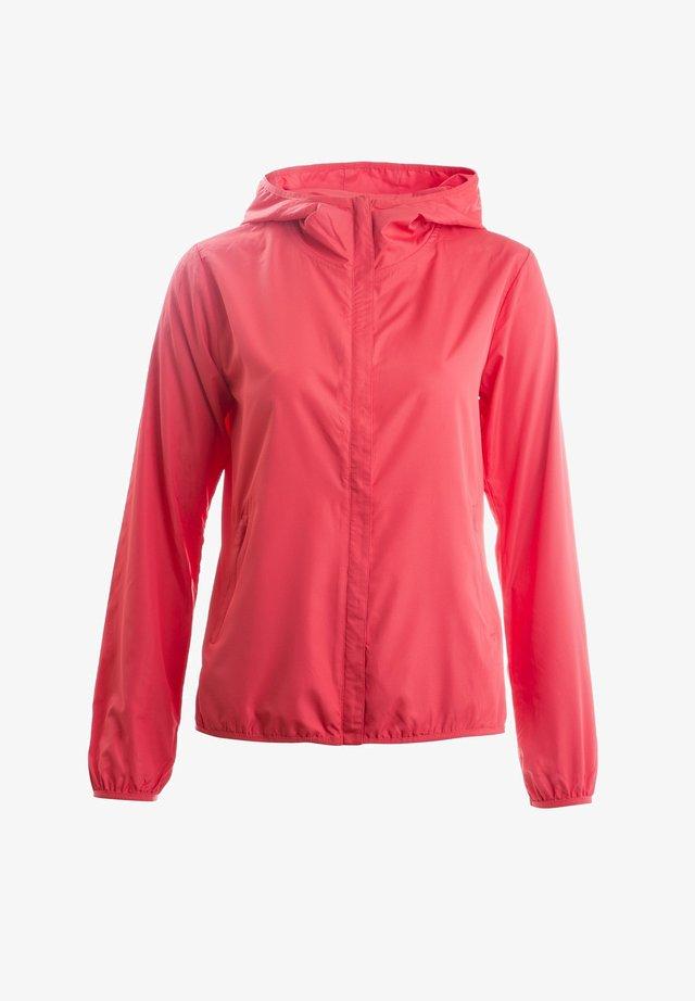 HILDE - Outdoor jacket - hibiscus