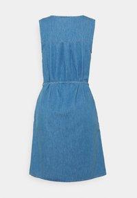Anna Field - Denim dress - light blue denim - 1