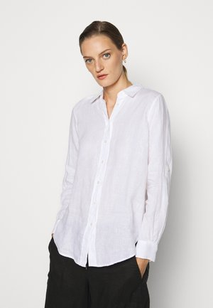 KARRIE LONG SLEEVE - Blouse - white
