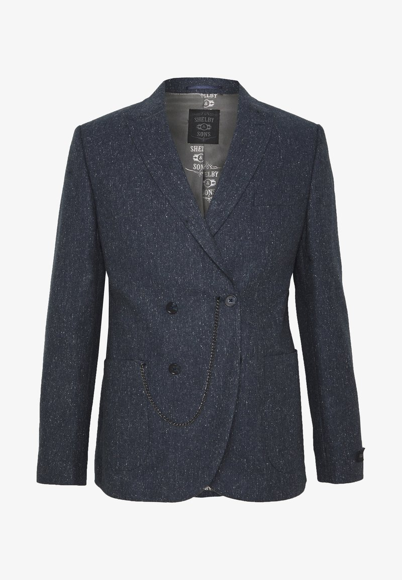Shelby & Sons - JOCELYN SUIT - Kostuum - navy