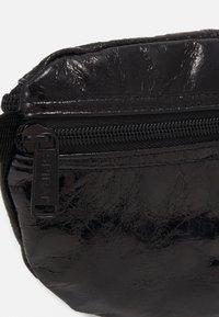 Spiral Bags - BUM BAG - Bum bag - black glaze - 3