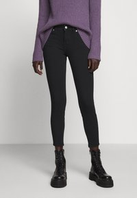 DRYKORN - NEED - Jeans Skinny Fit - schwarz - 0