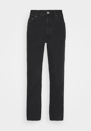 BILL - Jeans Straight Leg - dark grey