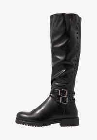 Anna Field - Cowboy/Biker boots - black - 1