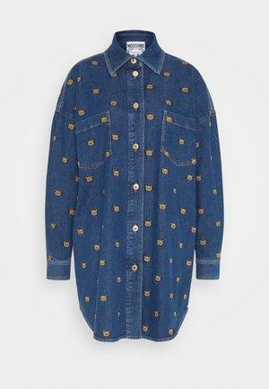 UNITARD - Robe en jean - dark blue