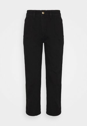 DECIDE - Relaxed fit jeans - schwarz