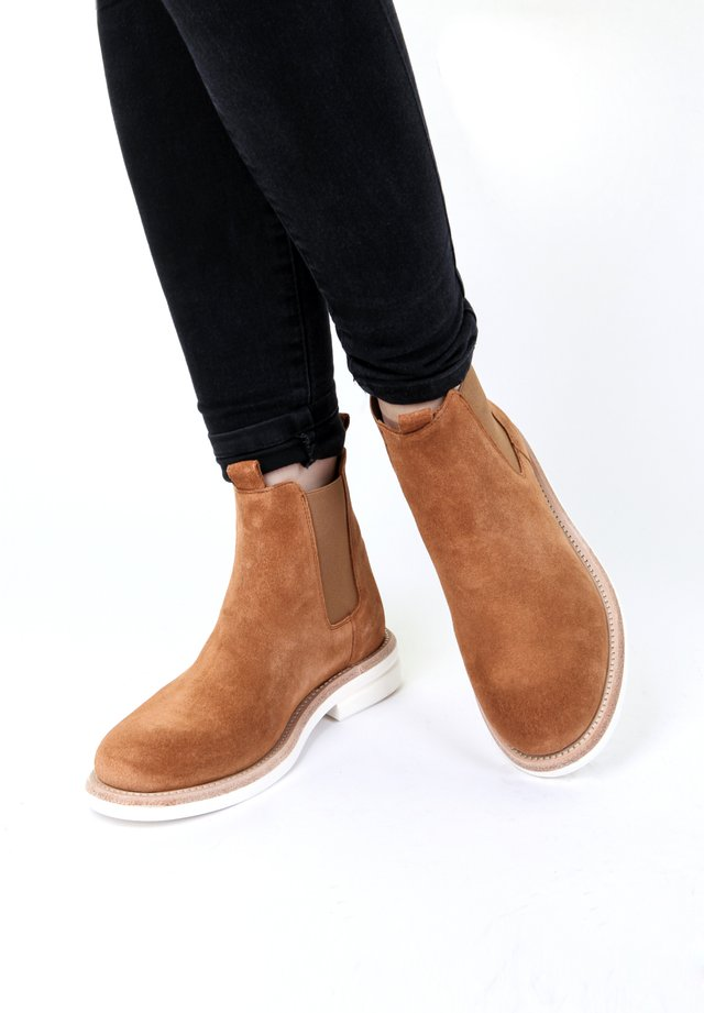 Bottines - light brown