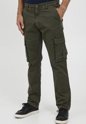LOGAN - Cargo trousers - khaki