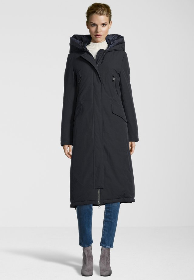 POLAR LONG - Winterjas - navy