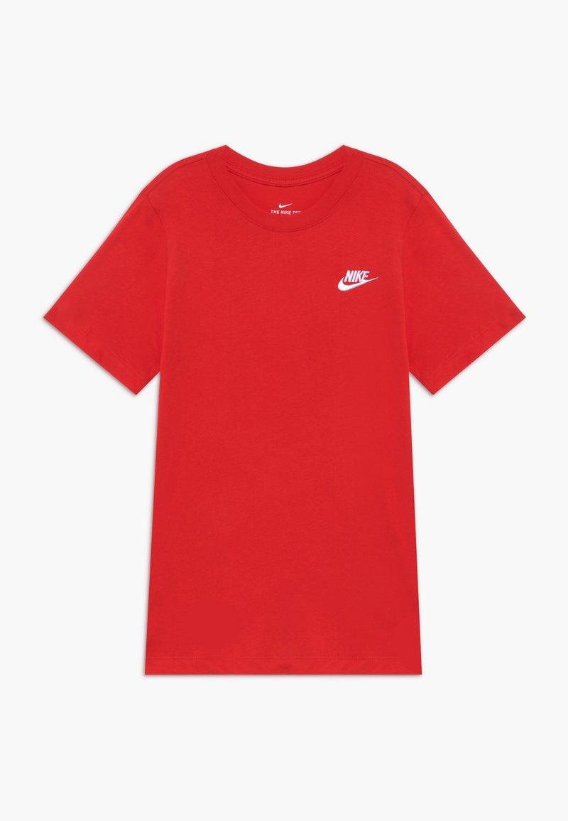 Nike Sportswear - FUTURA TEE  - Basic T-shirt - university red