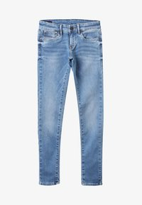 Pepe Jeans - PIXLETTE - Skinny džíny - light-blue denim - 1