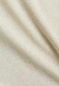 Esprit - Basic T-shirt - light beige - 8