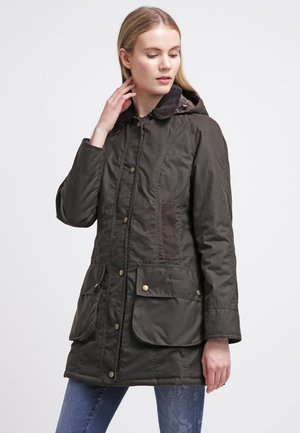 BOWER JACKET - Parka - olive