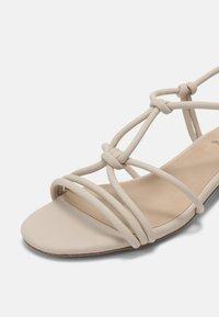 s.Oliver - Sandals - cream - 7
