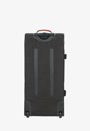 ALLTRAIL REISETASCHE MIT ROLLEN - Wheeled suitcase - black