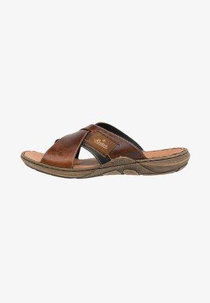 Pantofle - braun