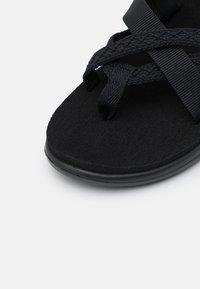 Teva - VOYA ZILLESA - T-bar sandals - mahani black - 5