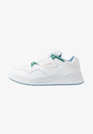 COURT SLAM - Trainers - white/green
