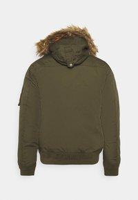 Schott - POWELL - Winter jacket - kaki - 8