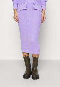 Trendyol - SET - Cardigan - lilac - 4
