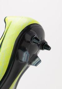 Nike Performance - PHANTOM ELITE SG-PRO AC - Screw-in stud football boots - volt/obsidian/barely volt - 5