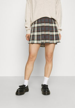 ONLNEW OFELIA TENNIS SKIRT - Mini skirt - dark green