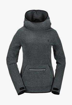 Jersey con capucha - heather_grey