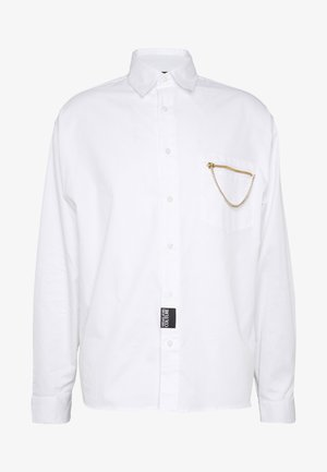 CHAIN SHIRT - Koszula - white