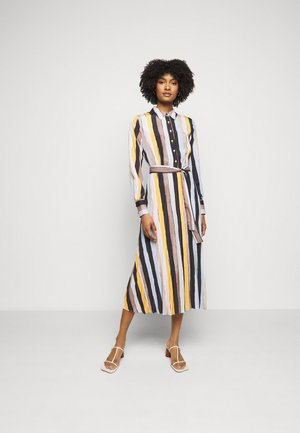 JASMINE PLEATED DRESS - Shirt dress - colourful