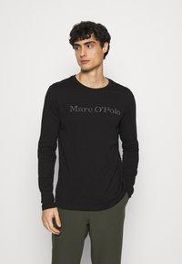 Marc O'Polo - Long sleeved top - black - 0