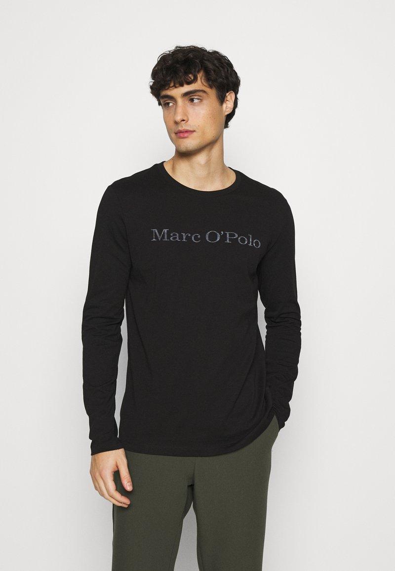 Marc O'Polo - Long sleeved top - black