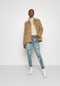 Desigual - MIAMI - Jean slim - denim medium - 1