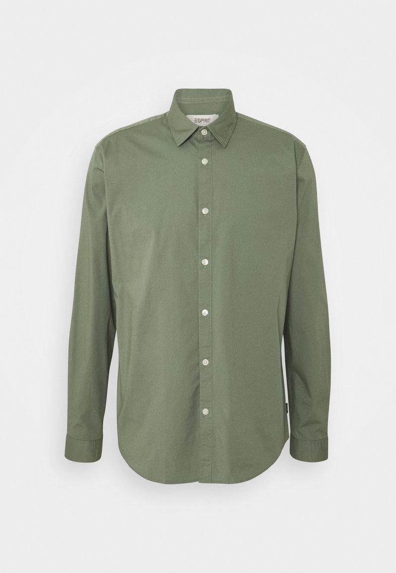 Esprit - SOLID - Overhemd - light green