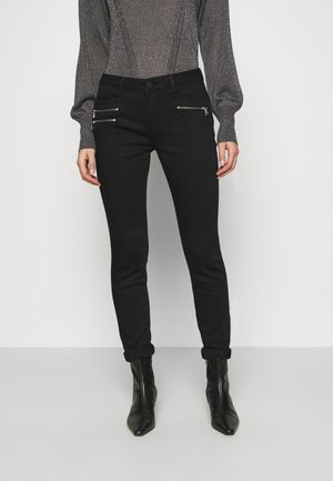 BERLIN PUSH UP - Jeans Skinny Fit - black