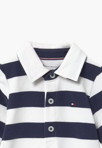 Tommy Hilfiger - BABY RUGBY STRIPE COVERALL - Combinaison - blue - 3