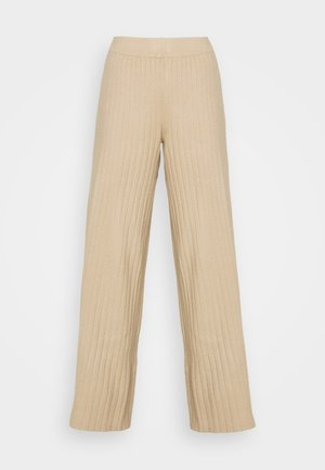 YASNYRA PANT - Trousers - beige