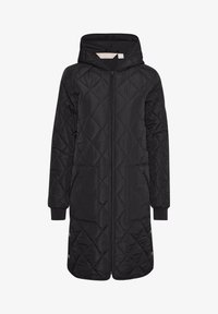 Kaffe - PTILLA - Winter coat - black deep - 4
