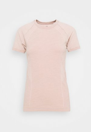 ATHLETE SEAMLESS WORKOUT - Camiseta de deporte - misty rose pink