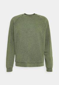DRYKORN - BLAKE - Sweatshirt - mottled olive - 0