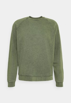 BLAKE - Sweater - mottled olive