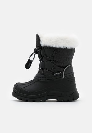 SEALSNOW - Winter boots - noir brillant