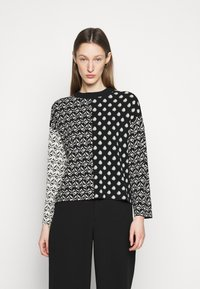 WEEKEND MaxMara - GINO - Long sleeved top - schwarz - 0