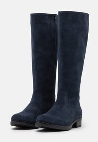 Anna Field - LEATHER - Boots - dark blue - 2