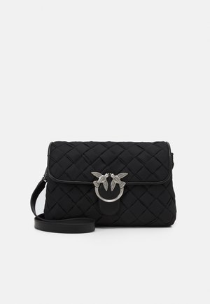 LOVE CLASSIC - Across body bag - black