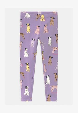 MINI DOGS - Leggings - light dusty lilac