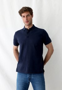 Scalpers - Polo shirt - navy - 3