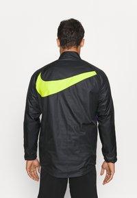Nike Performance - TOTTENHAM HOTSPURS - Club wear - black/court purple/green - 0