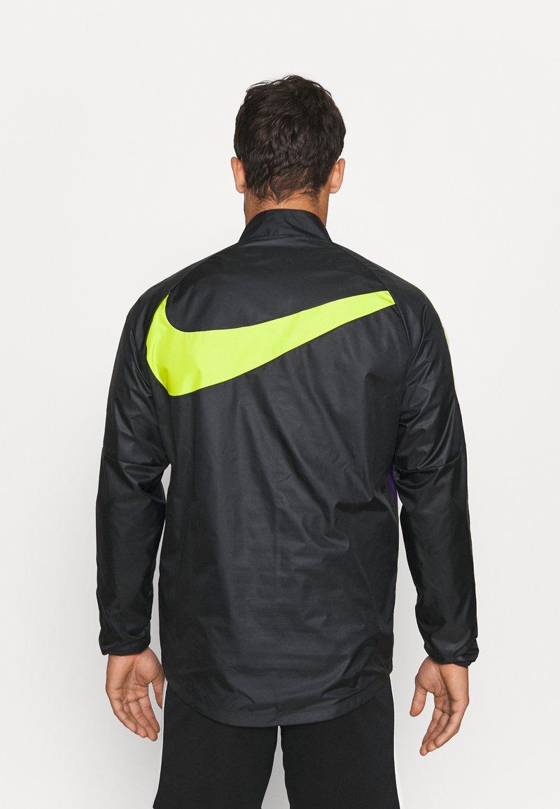 Nike Performance - TOTTENHAM HOTSPURS - Club wear - black/court purple/green